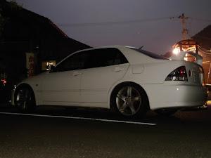 アルテッツァ SXE10 RS200 Zエディションのカスタム事例画像 来ヶ谷さんの2020年08月05日00:31の投稿