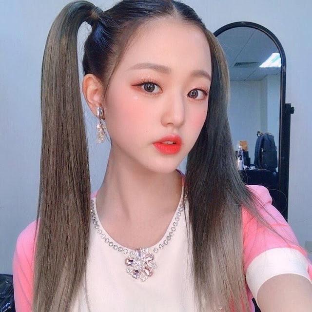 wonyoung hair 29