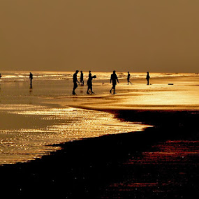 by Arijit Banerjee - Landscapes Beaches (  )
