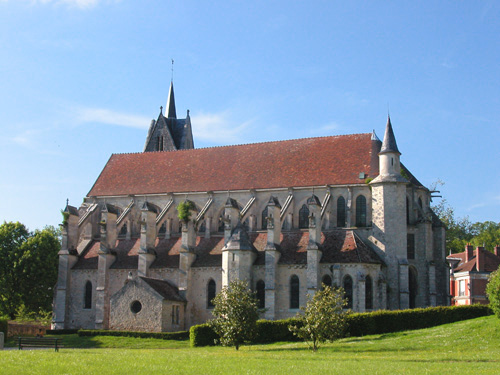 photo de CRECY Collegiale Notre Dame de l'Assomption