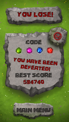 android Codebreaker X Screenshot 3