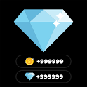 FF Master: FF Diamond and Coins Guide icon
