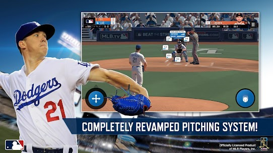 R.B.I. Baseball 20  Apk Download For Android and Iphone 4