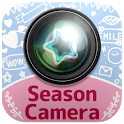 Season Camera - Photo editor, beauty camera icon