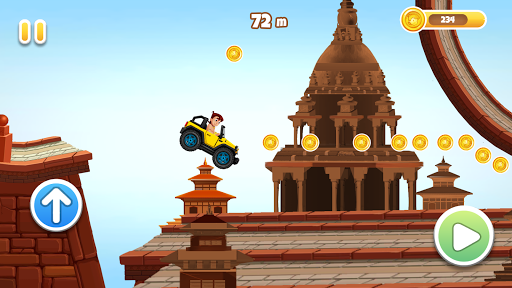 Chhota Bheem Speed Racing  screenshots 11