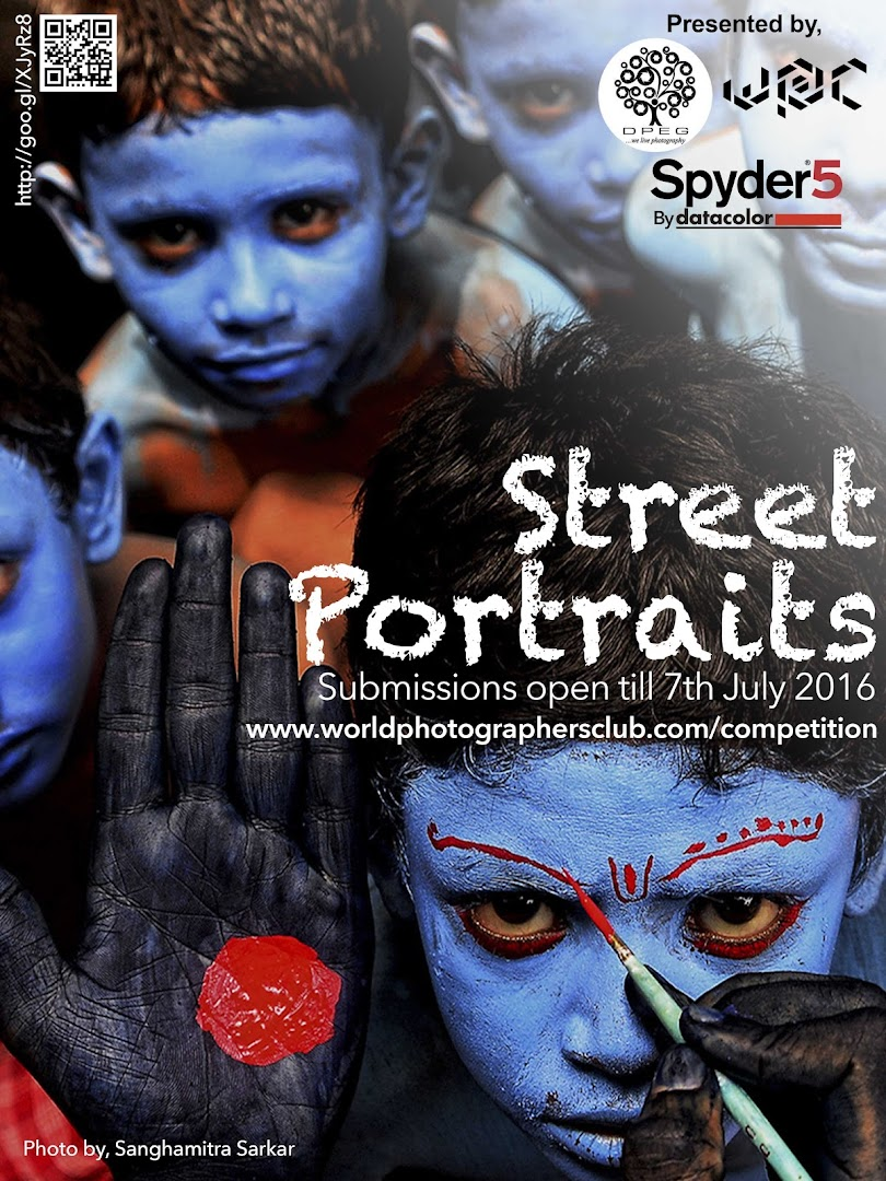 Competition Street Portraits