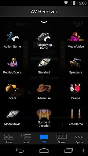 AV CONTROLLER screenshot 2