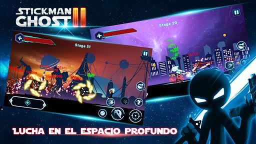 Stickman Ghost 2: Galaxy Wars - Shadow Action RPG  trampa 1