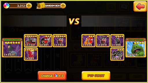 Larva Heroes: Battle League 2.4.7 screenshots 19