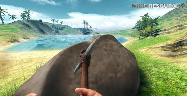 Game Survival Island: Evolve – Survivor building home APK for Windows Phone