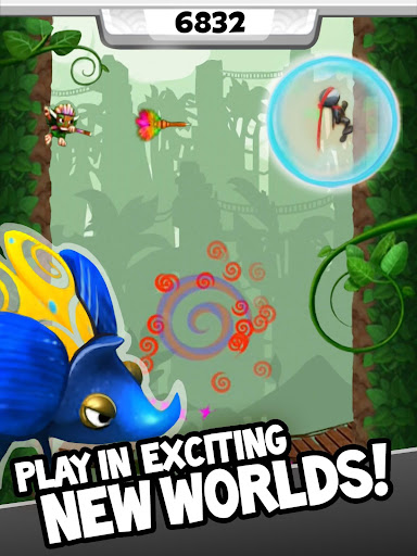 NinJump DLX: Endless Ninja Fun screenshot 10
