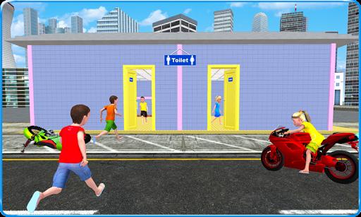 Kids Toilet Emergency Pro 3D android2mod screenshots 5