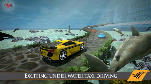 模擬必備免費app推薦|水中タクシー運転ゲーム線上免付費app下載|3C達人阿輝的APP