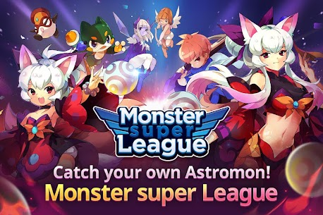 Monster Super League 1.0.18102505 Mod Apk [God Mod/ High Attack] 9