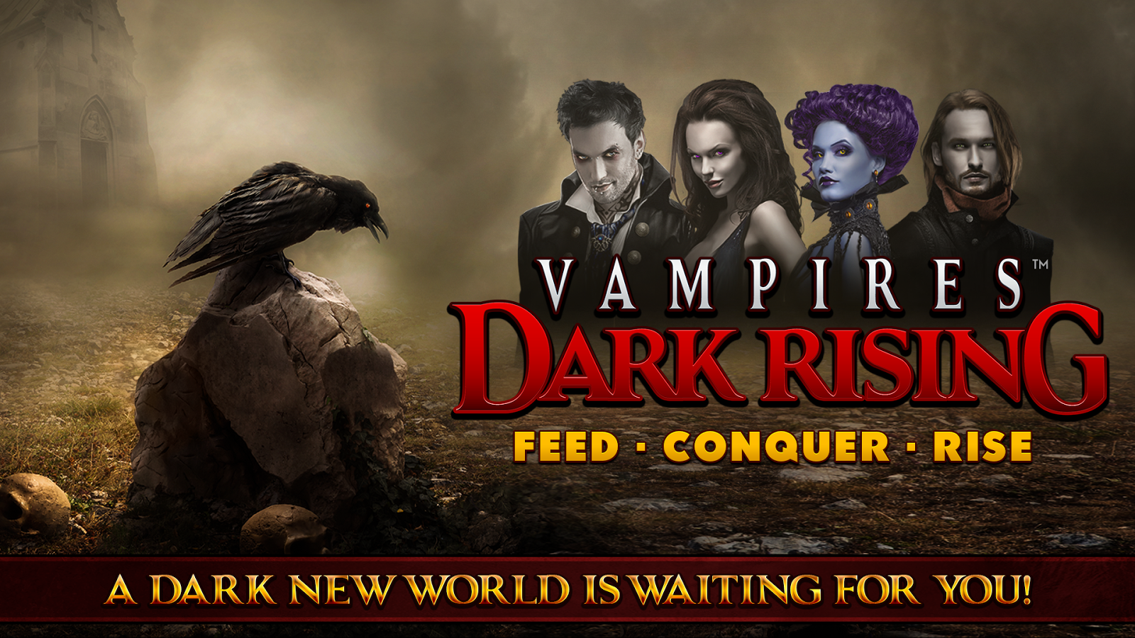Vampires Dark Rising- screenshot