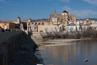 Photo: Puente Romano und die Mezquita