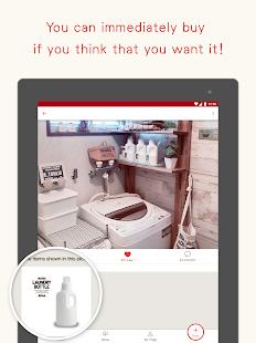 RoomClip Interior PhotoSharing Ekran Görüntüsü