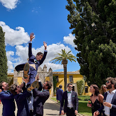 Fotógrafo de bodas Alberto Parejo (parejophotos). Foto del 25.07.2018