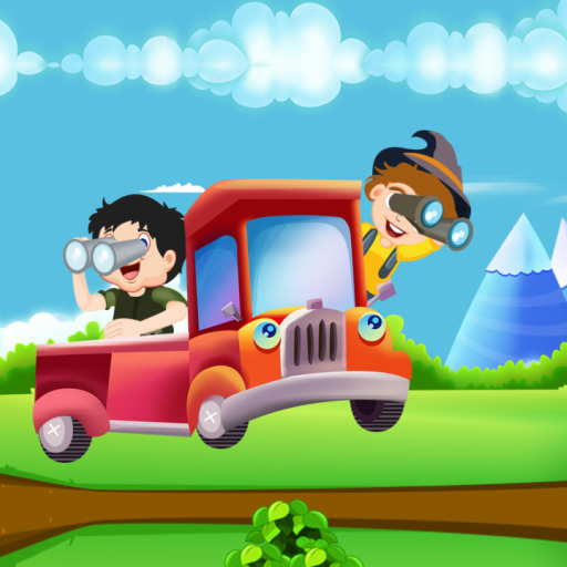 Find it! Road Trip Game For All Ages - Travel Game