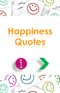 Happiness Quotes - náhled