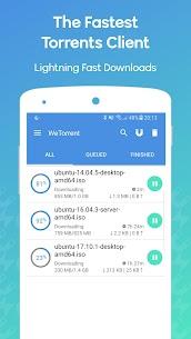 WeTorrent Premium – Torrent Downloader (Cracked) 1