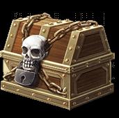 海賊の宝箱(銅)