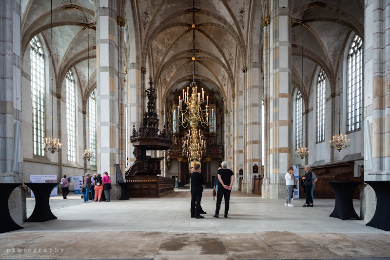 Bonami organiseert Games & Computer expositie in Grote Kerk te Zwolle