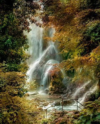La Cascata delle Marmore di Elebrusco
