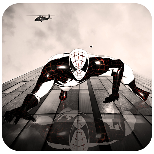 Real Super Spider hero Anti   Battle file APK Free for PC, smart TV Download