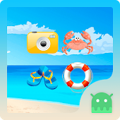 Summer Beach Theme