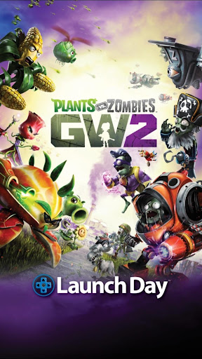LaunchDay - Plants Vs Zombies Screenshot