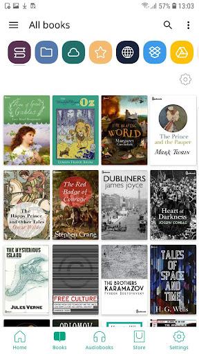 pocketbook reader free reading epub, pdf, cbr, fb2 screenshot 3