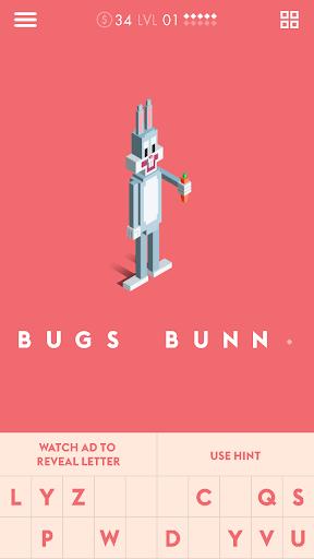 免費下載益智APP|Guess Blocky Character Quiz app開箱文|APP開箱王
