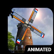 Netherlands Animated Keyboard