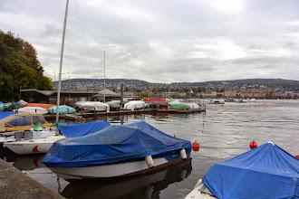 Photo: We start our tour of Zurich