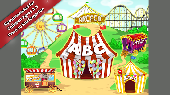 Red Apple Reading Level A -Carnival Fun- Members- screenshot thumbnail