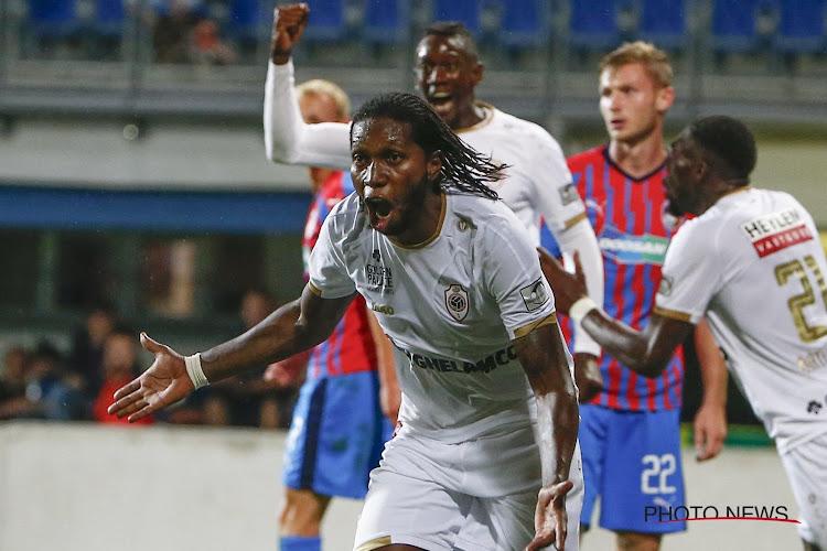 L'Antwerp va collaborer avec un club congolais