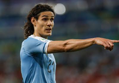 🎥 Vilaine actie levert Cavani rode kaart op in droeve avond voor Uruguay