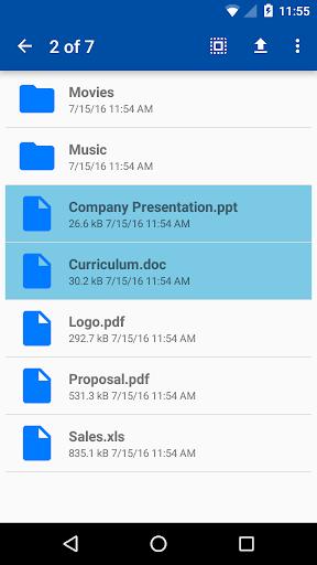 File Transfer 3.2 screenshots 2