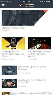 That Church Conference GO- screenshot thumbnail