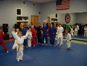 Photo: We're committed to teaching our students martial arts. Karate is more than just self-protection, as the first line of self-defense it's treating everyone with respect. Stop by today and check us out.