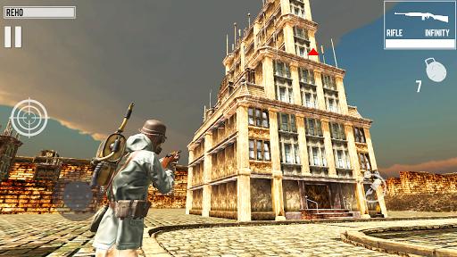 Steampunk Enemy Strike: Shooting Game (MOD, Unlimited Money