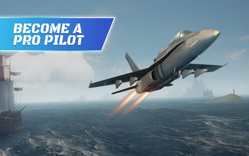 Aeroplane Simulator Flight 1.0 gameplay | by HackJr.Pw 12