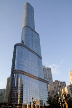 Photo: Trump International and Tower @ Chicago, IL - http://photo.leptians.net/#Trump_International_hotel_and_Tower.jpg