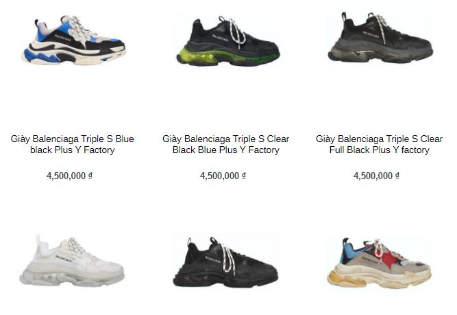 Swagger là đơn vị phân phối giày Like Authentic chất lượng