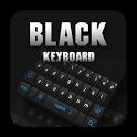 Black Keyboard icon