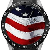 Watch Face USA Android Wear