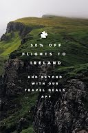 Flights to Ireland - St. Patrick's Day item