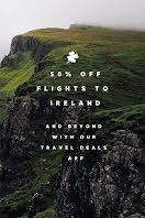 Flights to Ireland - St. Patrick's Day item