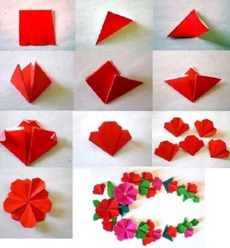 66 Gambar Kolase Burung Hantu Dari Kertas Origami HD